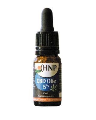 HNP CBD Olie 5%